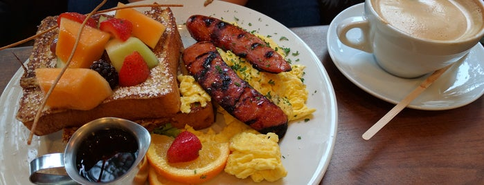 People's Cafe is one of SF Brunch.