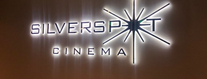 Silverspot Cinema is one of สถานที่ที่ Jacobo ถูกใจ.