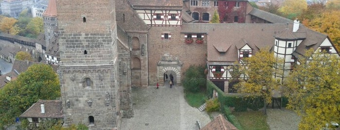 Kaiserburg is one of Posti che sono piaciuti a Can.