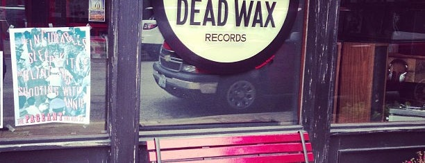 Dead Wax is one of Record Stores.