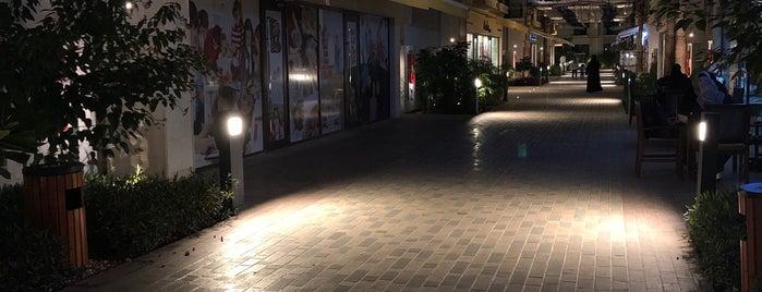 Al Seef Village Mall is one of Abu Dhabi.