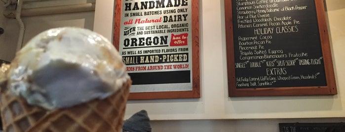 Salt & Straw is one of Portlandia.