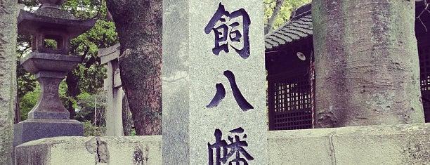 鳥飼八幡宮 is one of G-Spots.