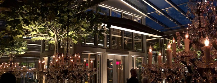 RH Rooftop Restaurant is one of Best NYC restaurants.