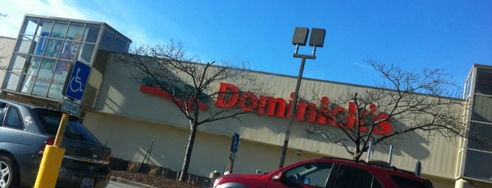 Dominick's is one of Frequent.