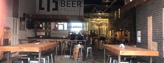 LIC Beer Project is one of สถานที่ที่ Erik ถูกใจ.