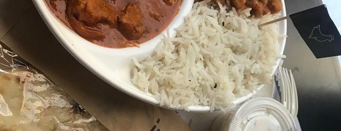 Deep Indian Kitchen (indikitch) is one of สถานที่ที่บันทึกไว้ของ Nick.