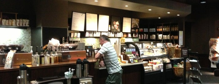 Starbucks Reserve is one of Coffee & Cafe's.