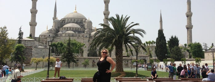 Sultanahmet is one of İstanbul.
