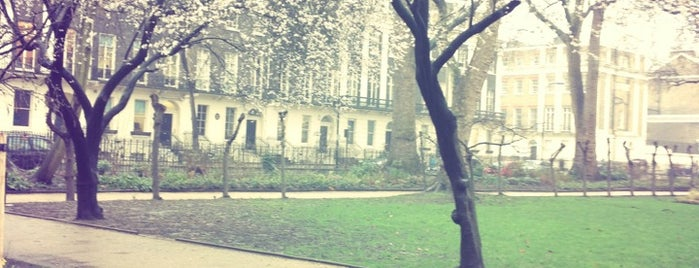 Bloomsbury Square is one of Inglaterra.