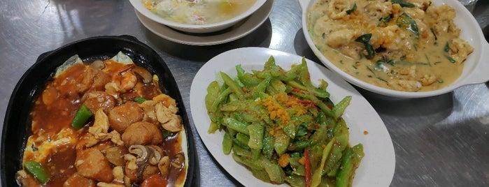 Ong Shun Seafood Restaurant 旺顺海鲜 is one of Gespeicherte Orte von Mark.