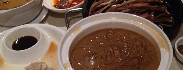 西贝莜面村 Xibei Northwest Food is one of สถานที่ที่ Andrew ถูกใจ.