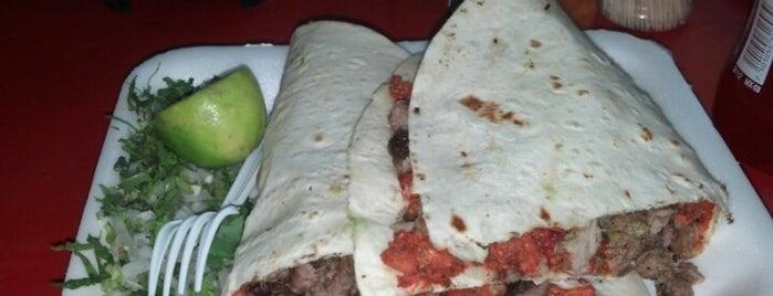 Tacos el charro is one of Guillermo : понравившиеся места.