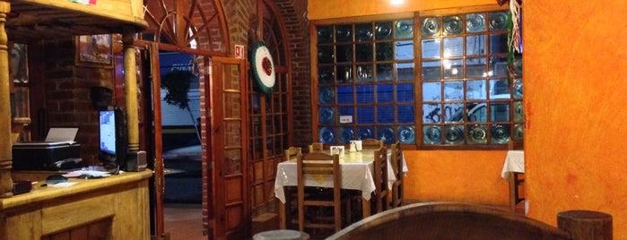 Los Tejas is one of Orte, die Panna gefallen.