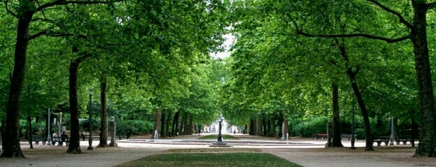 Warandepark / Parc de Bruxelles is one of S Marks The Spots in BRUSSELS.
