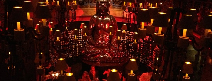 Buddha-Bar is one of Lieux qui ont plu à Olik.