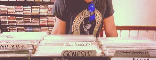Euclid Records is one of Record Shops.
