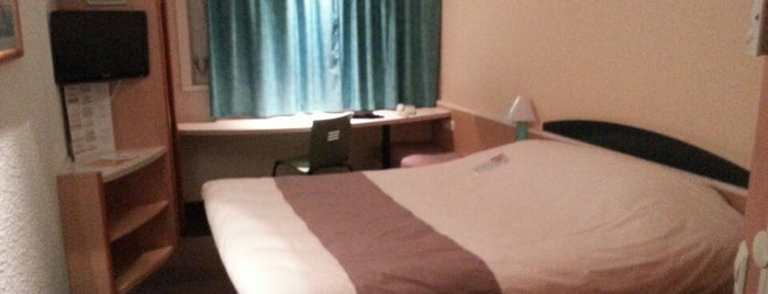 ibis budget Luxembourg Sud is one of Gökmenさんのお気に入りスポット.