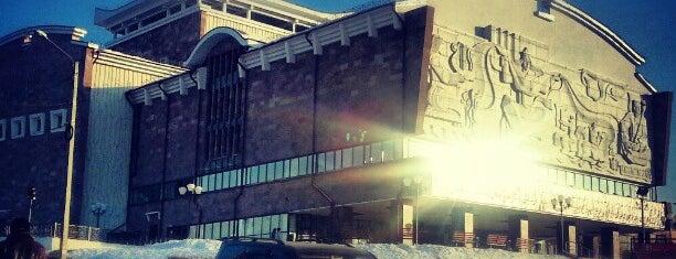 Бурятский Государственный Театр Драмы is one of Улан-Удэ.