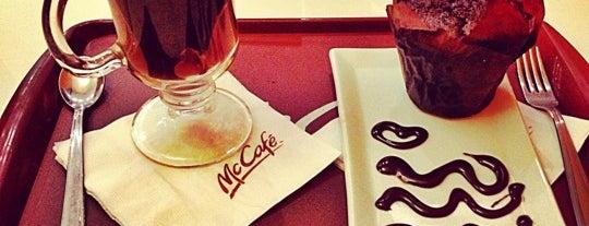 McCafé is one of João Paulo 님이 좋아한 장소.