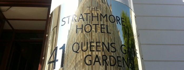 Grange Strathmore Hotel is one of Luke : понравившиеся места.
