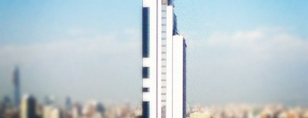 Torre Telefónica is one of Teatros SCL.