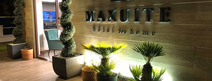 Maxuite hotel in home is one of Edremit.