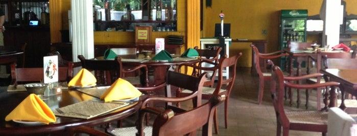 Refresh Sea Food Restaurant is one of Locais salvos de Sassi.
