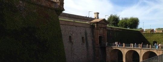 Castillo de Montjuic is one of lugares donde me siento bien LA BARCELONA OCULTA.