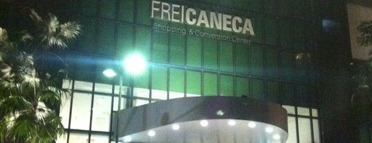 Shopping Frei Caneca is one of Bares/Cafés, Restaurantes, Baladas São Paulo e ABC.