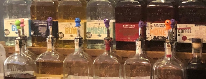 Manatawny Still Works Craft Spirits Shop & Tasting Room is one of South Philly / Passyunk.