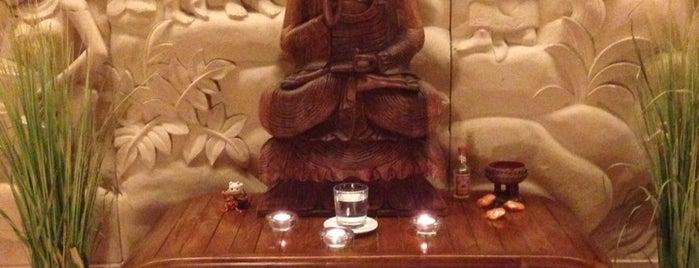 Sabai Thai Massage is one of Alp: сохраненные места.