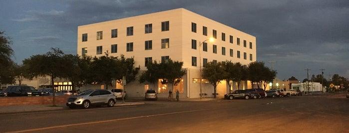 Hotel Saint George is one of Marfa, TX Spots.