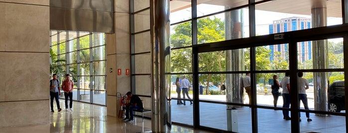 WTorre Nações Unidas is one of Por aí em Sampa.