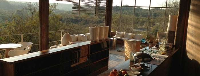 Singita Lebombo Hotel Kruger National Park is one of Untuck Thyself.