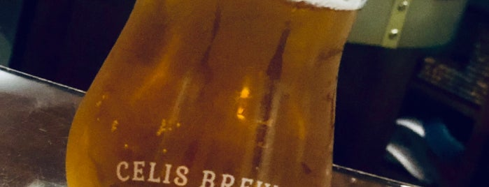 Celis Brewery is one of Orte, die Jonathon gefallen.