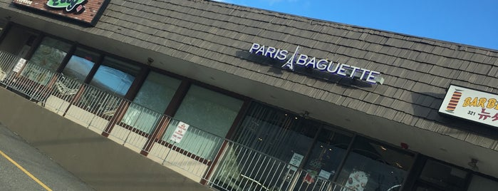 Paris Baguette is one of Lieux qui ont plu à spark.