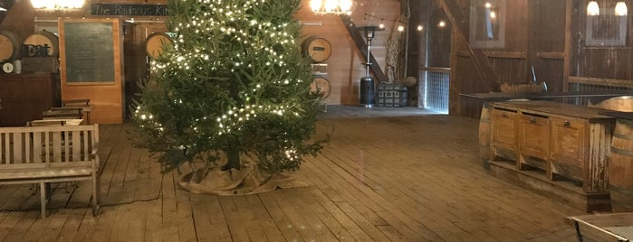 Ravines Wine Cellars is one of Upstate NY 2017.