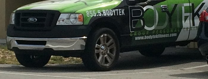 Bodytek Fitness is one of Nik : понравившиеся места.