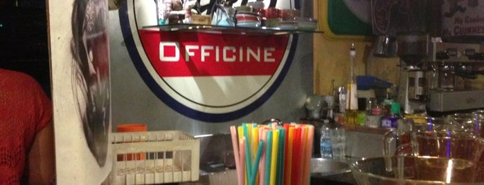 Officine Libra is one of Yvesさんの保存済みスポット.