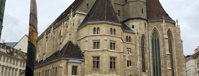 Minoritenkirche is one of Vienna.