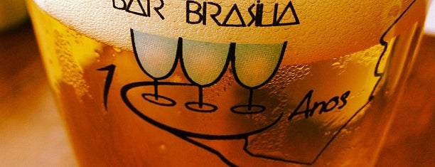 Bar Brasília is one of Posti salvati di Luana.