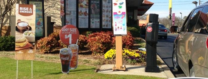 McDonald's is one of Ed'in Beğendiği Mekanlar.