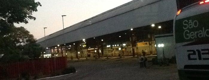 Terminal Rodoviário de Vitória is one of Lugares ES.