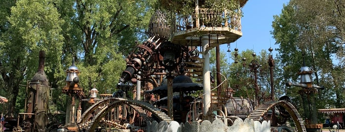 World of Dr. Evermor is one of Wisconsin Dells.