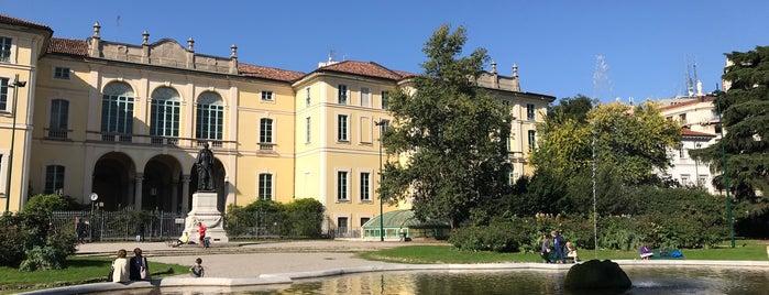 Palazzo Dugnani is one of milano.