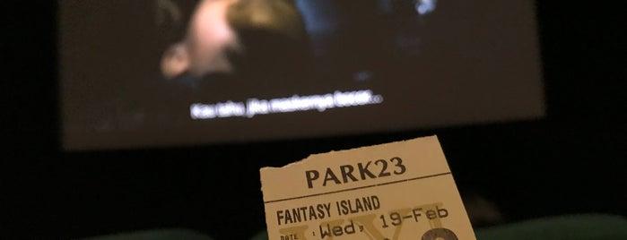 Park23 XXI is one of Locais curtidos por Winda.