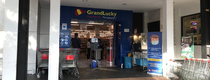 Grand Lucky is one of Bali.