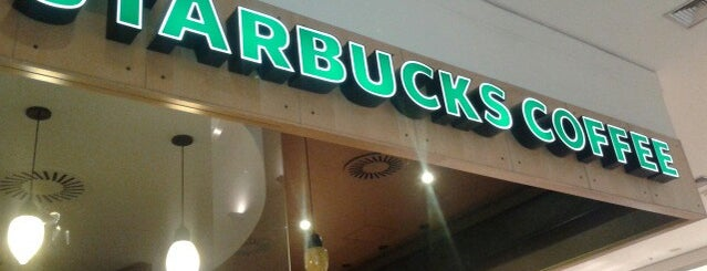 Starbucks is one of Lugares favoritos de Kleber.