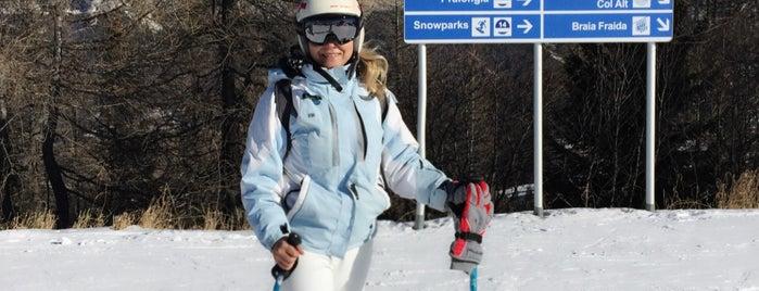 Funivia Piz La Ila is one of Ski & Chalet.